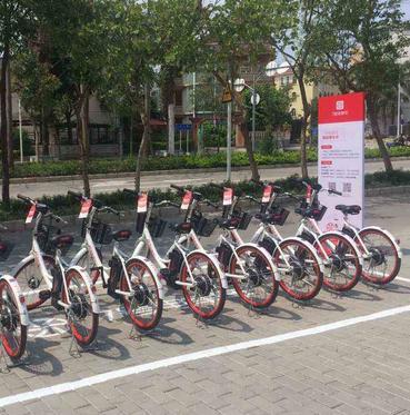 7号电单车加盟