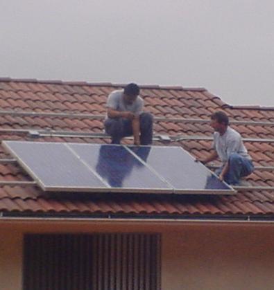 桑乐太阳能发电
