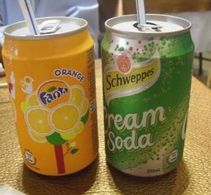 creamsoda汽水