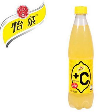 怡泉+C汽水