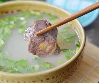 化三驢肉湯