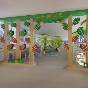 大风车幼儿园加盟图片