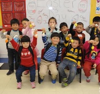 美国学乐儿童英语加盟
