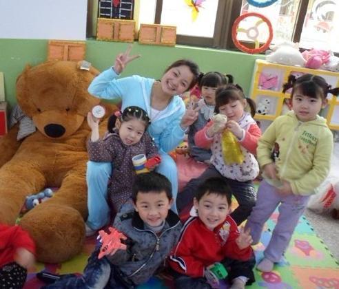 新星幼儿园加盟图片