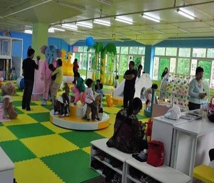 米其儿国际早教中心加盟图片