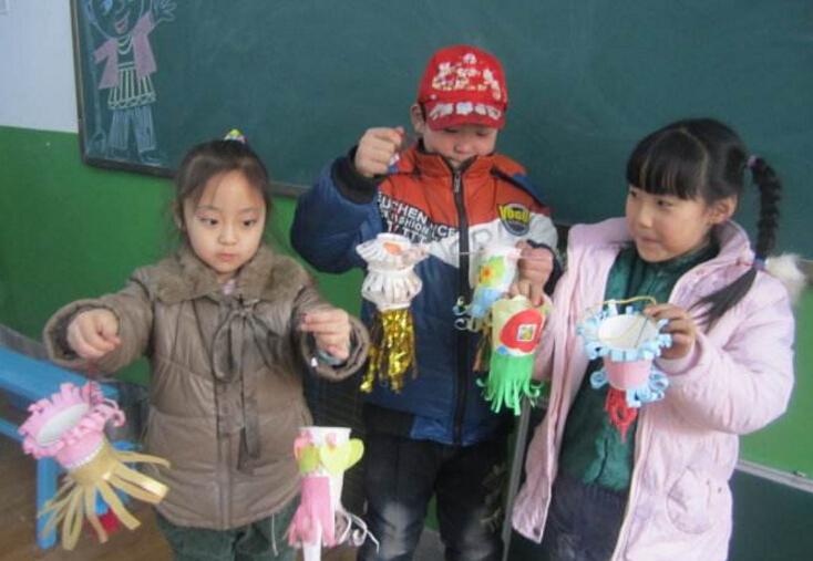 儿童手工制作课程的意义