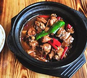 杨明宇鸡米饭