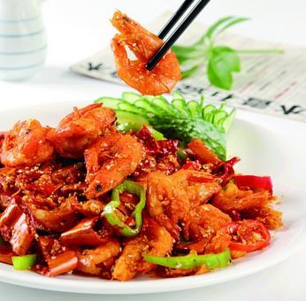 128香辣虾