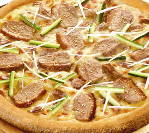 约翰棒披萨