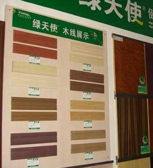 绿天使板材加盟图片