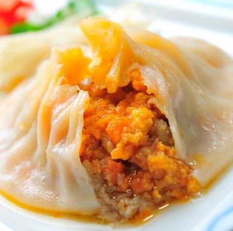 陈杨蟹黄汤包