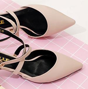 百丽belle女鞋加盟图片
