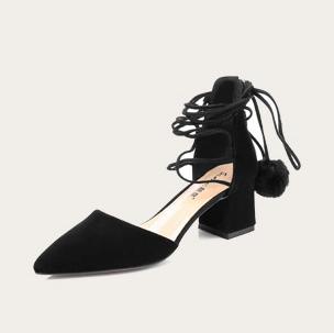 靓度女鞋加盟图片