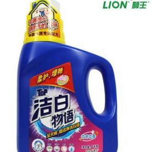 小狮王洗衣液