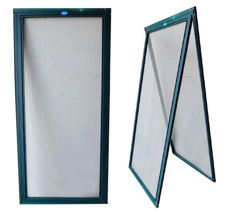 天蓝蓝隐形纱窗加盟图片
