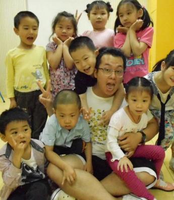 贝孚幼儿教育加盟图片