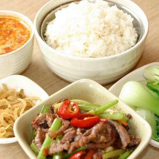 海味和中式快餐诚邀加盟