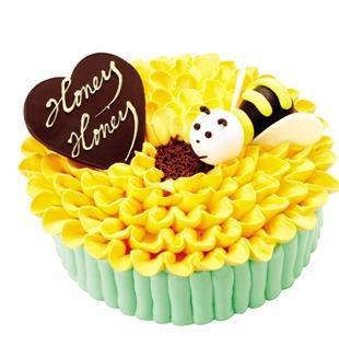 小蜜蜂蛋糕加盟