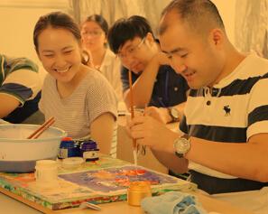 彩色斑马教育加盟图片