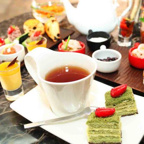 安徽塔英式下午茶