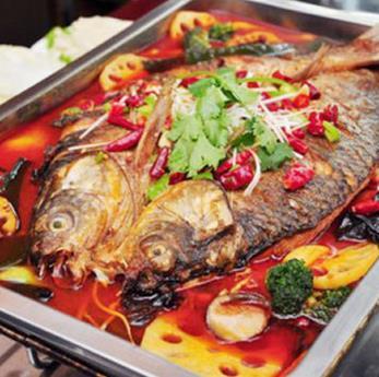 辣尚瘾香锅烤鱼加盟