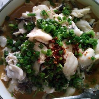 白雪酸菜鱼