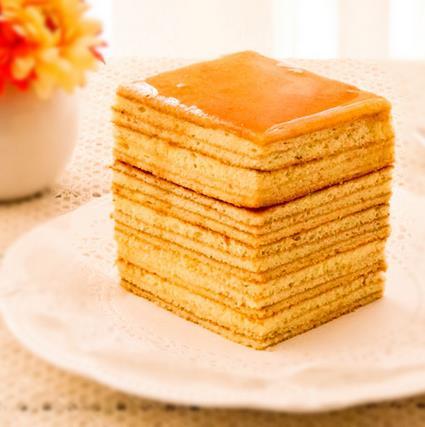 五角大千层蛋糕