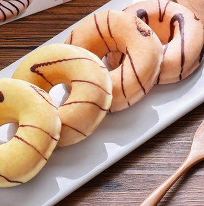 脆脆甜甜圈甜品站加盟图片