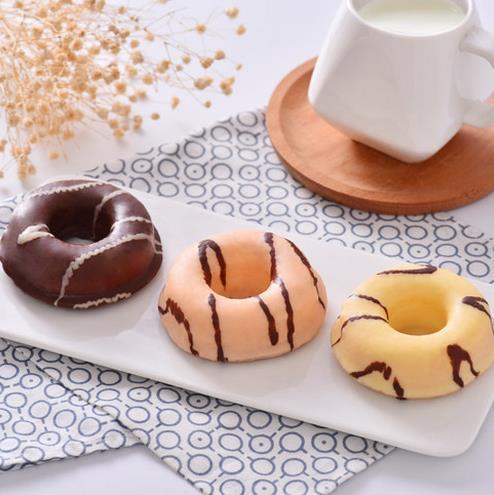 脆脆甜甜圈甜品站加盟