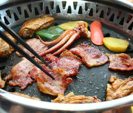 张姐碳烤肥牛加盟