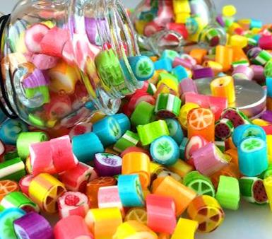 创意手工糖果
