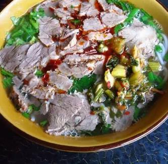 六盘水羊肉米线