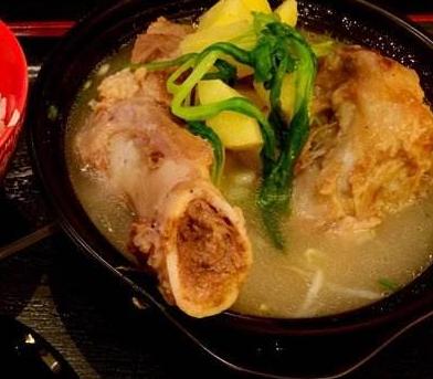 古墨仟佰味骨头饭