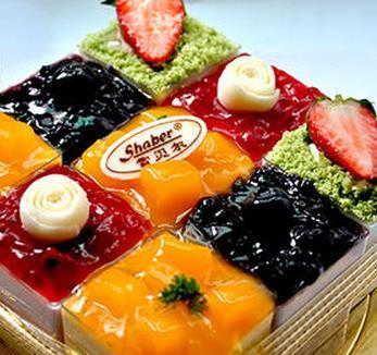 雪貝爾蛋糕