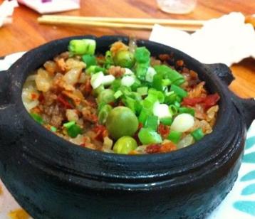 忆相思砂锅饭