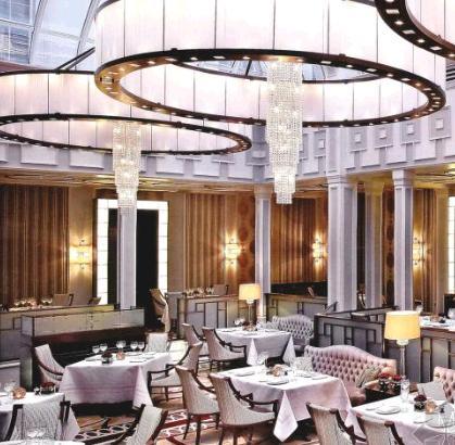 瑞吉酒店加盟图片