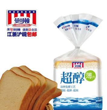 曼可頓面包