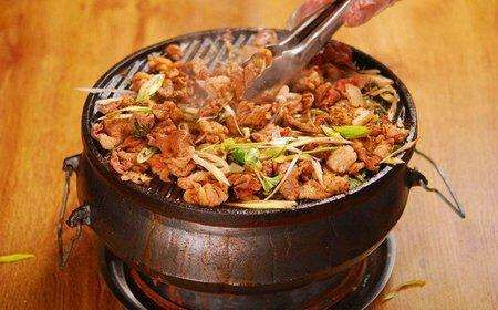 炙子(zi)烤肉