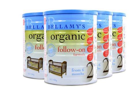 贝拉米奶粉
