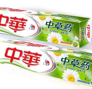 中华牙膏加盟图片