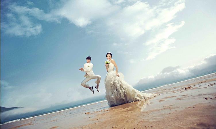 天长地久婚纱摄影加盟