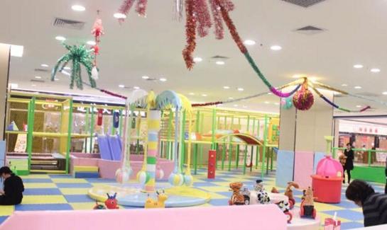 卡卡兔儿童游乐园加盟费用
