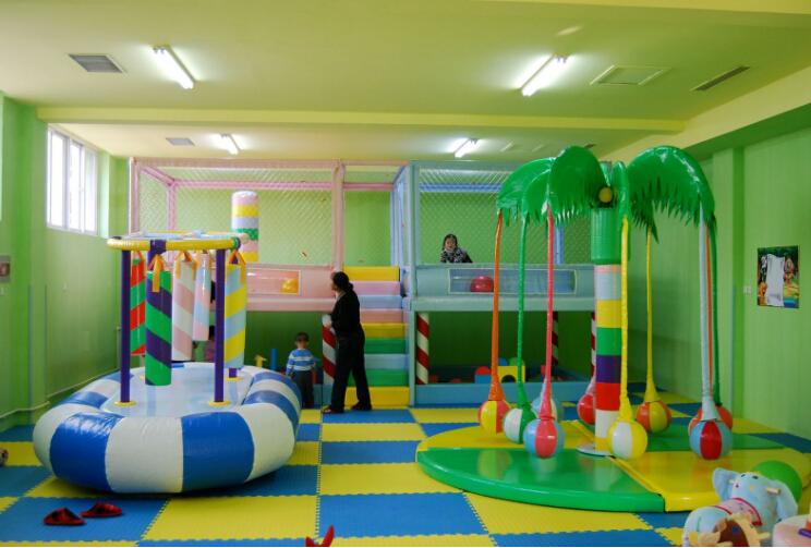 加盟室内儿童乐园赚钱吗,开室内儿童乐园利润分析