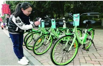 ofo共享单车盈利模式