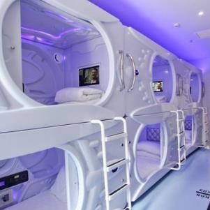 太空舱酒店