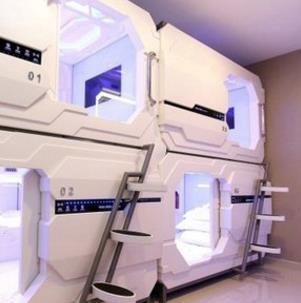 太空舱酒店加盟图片