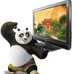 熊猫电视加盟图片