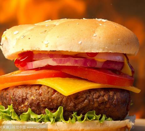 麦乐美汉堡