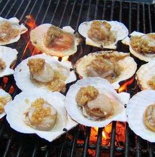 宴遇铁桶海鲜烧烤加盟图片