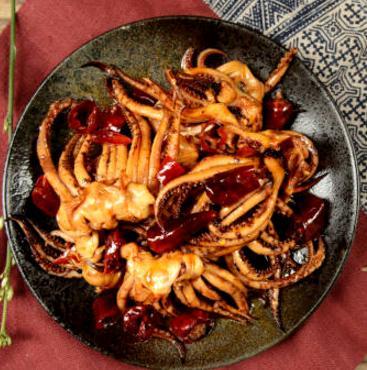 冷记卤菜加盟图片